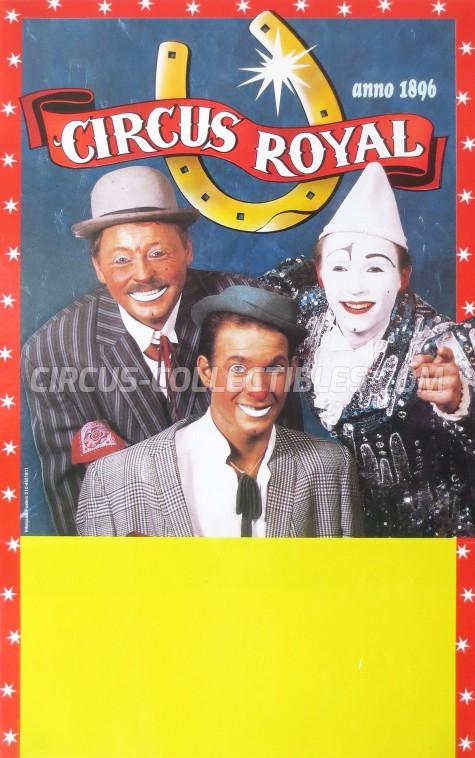 Royal Circus Poster - Netherlands, 1994