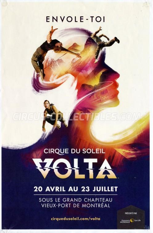 Cirque du Soleil Circus Poster - Canada, 2017