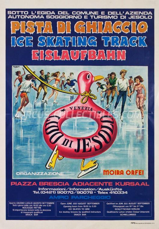 Moira Orfei Circus Poster - Italy, 0