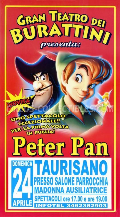 Gran Teatro dei Burattini Circus Poster - Italy, 2005