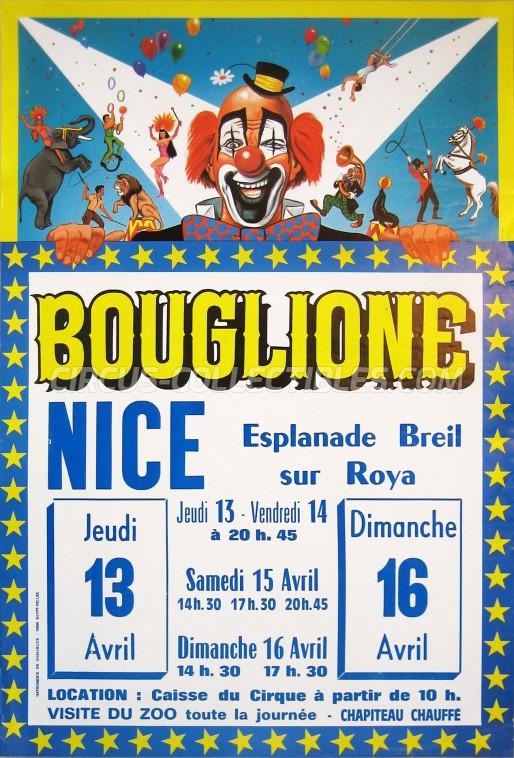 Bouglione Circus Poster - France, 1978