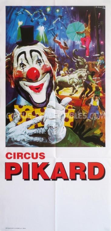 Pikard Circus Poster - Austria, 0