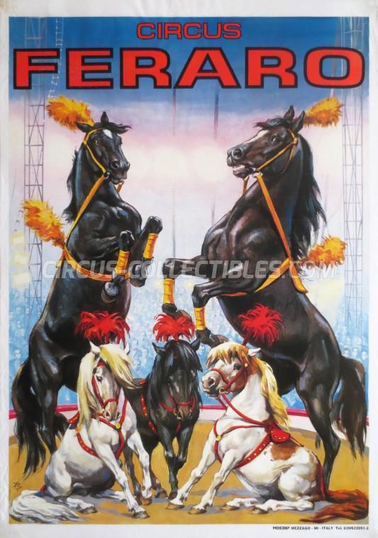 Feraro Circus Poster - Germany, 0