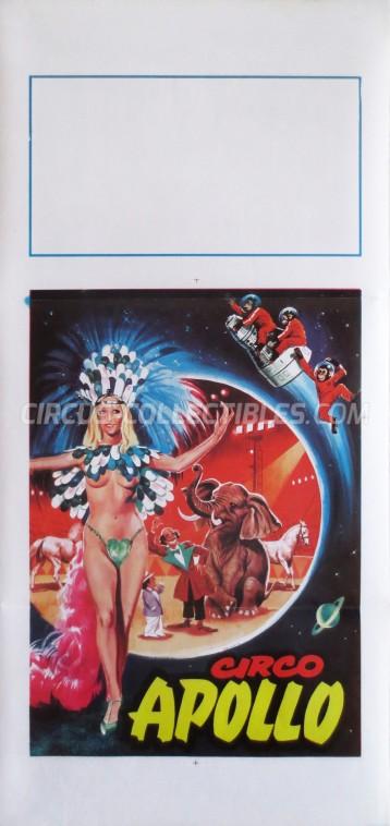 Apollo Circus Poster - Italy, 0