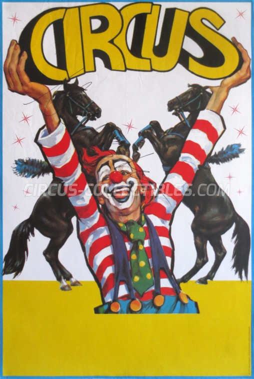 Stock Poster Circus Poster - Germany, 0