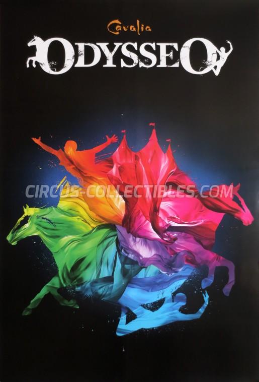 Cavalia Circus Poster - Canada, 2013