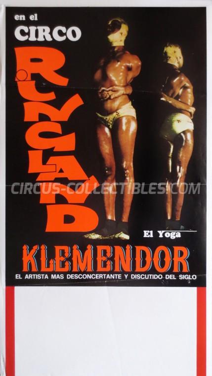 Ringland Circus Poster - Spain, 0