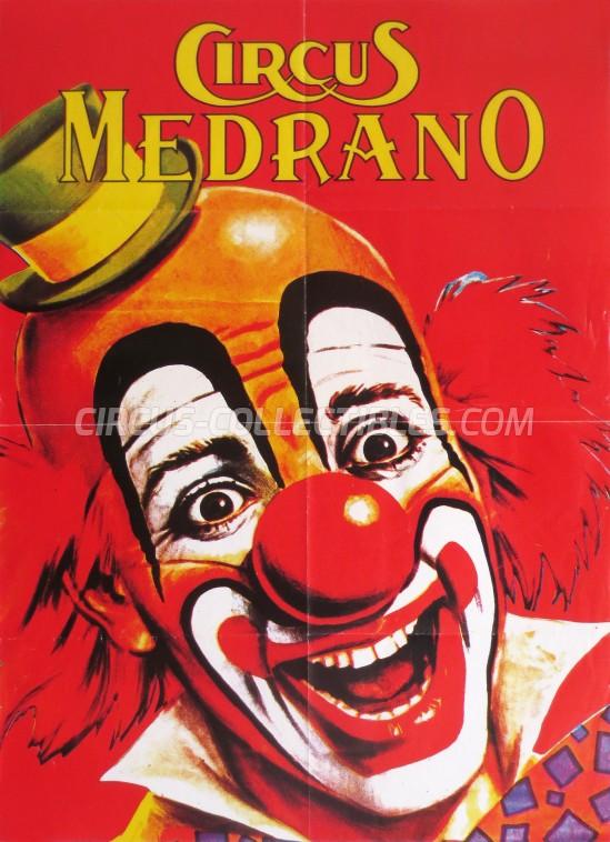 Medrano (CH) Circus Poster - Switzerland, 0
