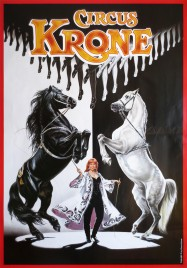 Circus Krone Circus poster - Germany, 2001