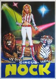 Circus Nock Circus poster - Switzerland, 1978