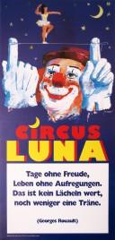 Circus Luna Circus poster - Germany, 0