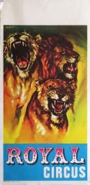 Royal Circus Circus poster - Italy, 0