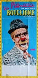 Bouglione - Cirque d'Hiver de Paris Circus poster - France, 1972