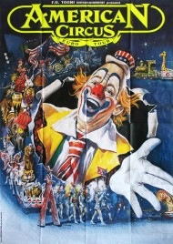 American Circus Circus poster - Italy, 2002