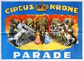 Circus Krone - Parade Circus poster - Germany, 0