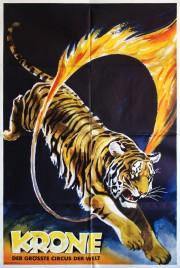 Krone - Der Grösste Circus der Welt Circus poster - Germany, 1959