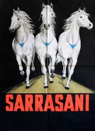Circus Sarrasani Circus poster - Germany, 0