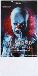Il Circo degli Orrori - Phobia Circus poster - Italy, 2014
