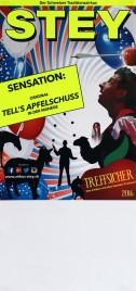 Zirkus Stey Circus poster - Switzerland, 2016