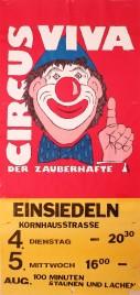 Circus Viva Circus poster - Switzerland, 0