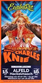 Zirkus Charles Knie Circus poster - Germany, 2016