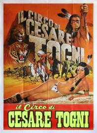 Il Circo di Cesare Togni Circus poster - Italy, 0