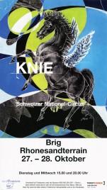 Circus Knie Circus poster - Switzerland, 2009