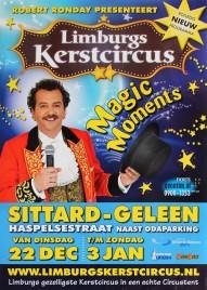 Limburgs Kerstcircus Circus poster - Netherlands, 2015