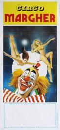 Circo Margher Circus poster - Italy, 1986