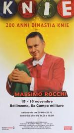 Circus Knie Circus poster - Switzerland, 2003