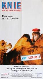 Circus Knie Circus poster - Switzerland, 2006