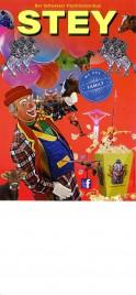 Zirkus Stey Circus poster - Switzerland, 2017