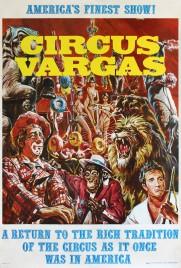 Circus Vargas Circus poster - USA, 1974