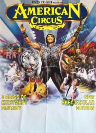 American Circus Circus poster - Italy, 1998