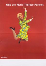 Circus Knie Circus poster - Switzerland, 2004