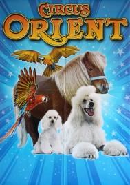 Circus Orient Circus poster - Bulgaria, 2017