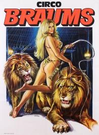 Circo Braums Circus poster - Italy, 1978