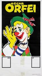 Circo Oscar Orfei Circus poster - Italy, 0