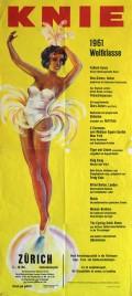 Circus Knie Circus poster - Switzerland, 1961