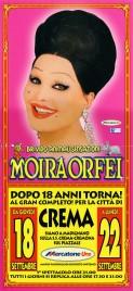 Circo Moira Orfei Circus poster - Italy, 2008