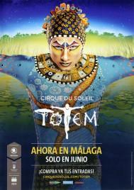 Cirque Du Soleil - TOTEM Circus poster - Canada, 2018