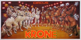 Circus Krone Circus poster - Germany, 0