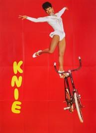 Circus Knie Circus poster - Switzerland, 1975