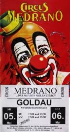 Circus Medrano Circus poster - Switzerland, 1999