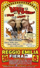 Circo Darix Togni Circus poster - Italy, 2018