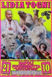 Circo Lidia Togni Circus poster - Italy, 2018