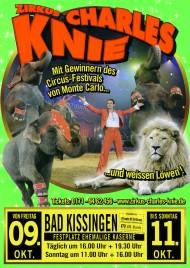 Zirkus Charles Knie Circus poster - Germany, 2015