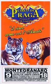 Circo di Praga Circus poster - Italy, 2018