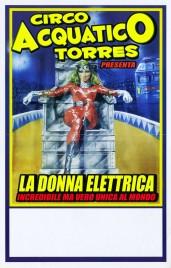 Circo Acquatico Torres Circus poster - Italy, 2016