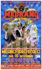 Circo Medrano Circus poster - Italy, 2018